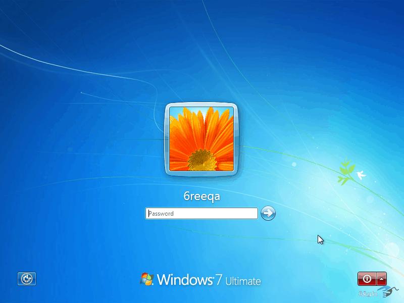كيفية كسر واختراق كلمة السر لنظام التشغيل windows 7 بدون برامج 15