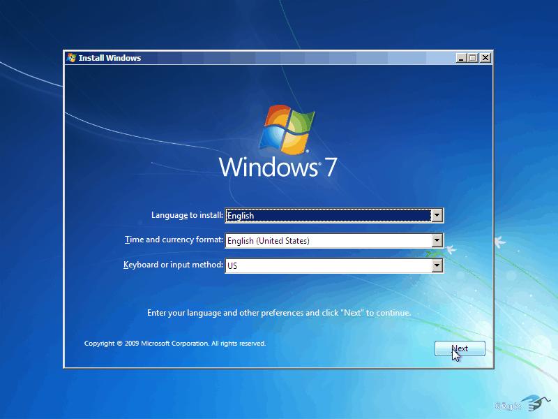 كيفية كسر واختراق كلمة السر لنظام التشغيل windows 7 بدون برامج 8