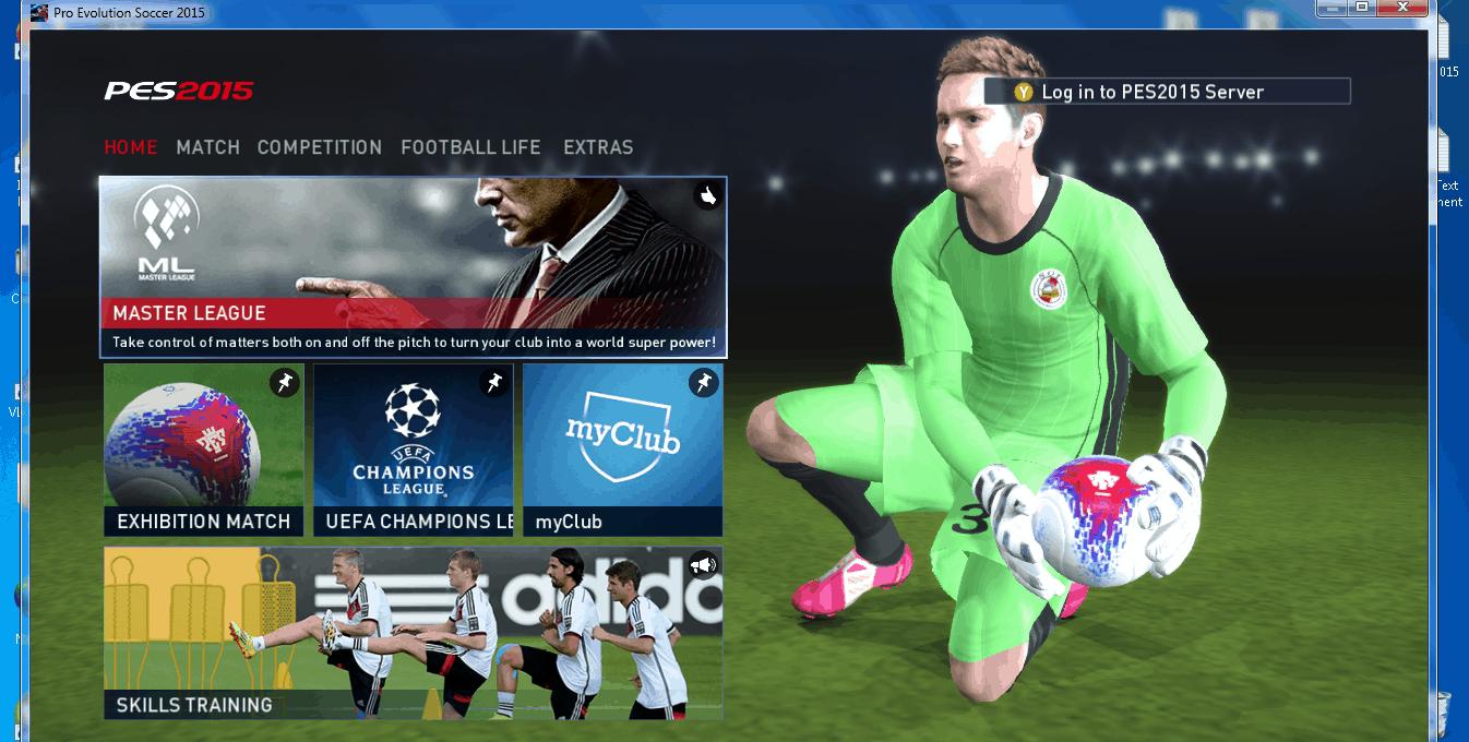 تحميل لعبة PES 2015