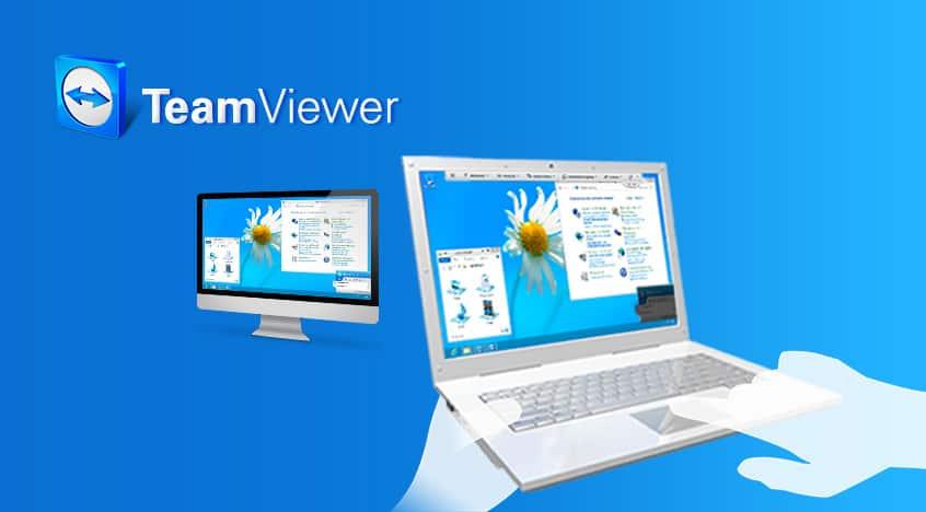 """طريقة استخدام برنامج تيم فيور """" TeamViewer """" للتحكم بأي جهاز آخر"""