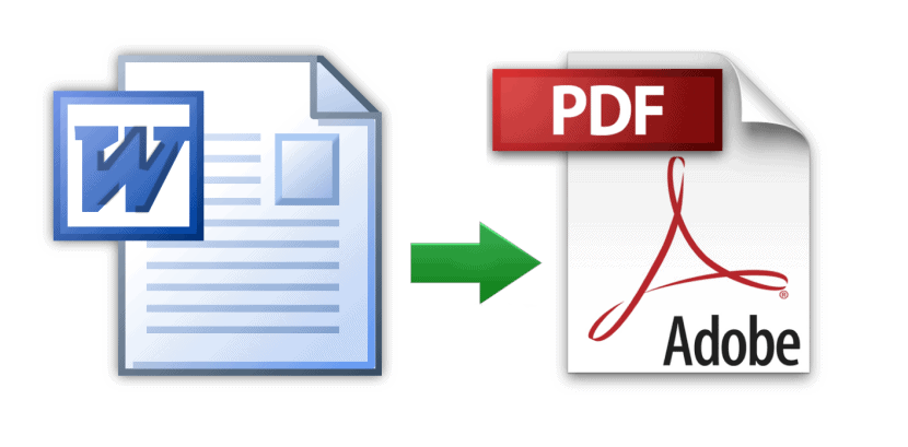 طريقة سهلة لتحويل ملف word الى pdf اون لاين