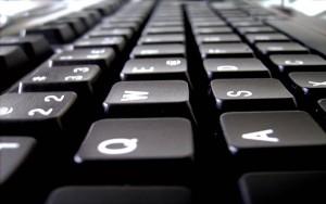 طريقة أظهار لوحة المفاتيح  على شاشة الكمبيوتر