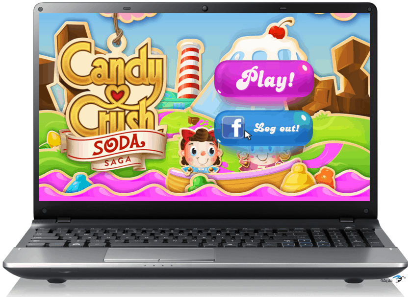 طريقة تحميل لعبة كاندى كراش على جهاز الكمبيوتر الخاص بك