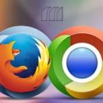 حل مشكلة تشنج جوجل كروم و فايرفوكس