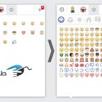 ايموشنات الفيس بوك 2016 Facebook Emotions لجوجل كروم وفايرفوكس
