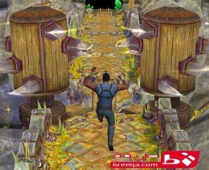 تحميل لعبة تمبل ران Temple run للحاسوب