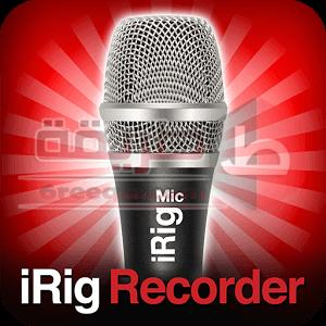 تحميل تطبيق تسجيل الصوت irig recorder للاندرويد و الايفون
