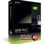 تحميل برنامج الهندسة الصوتية الرائع Sony Acid Pro