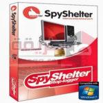 تحميل برنامج القضاء على ملفات التجسس SpyShelter للحواسيب