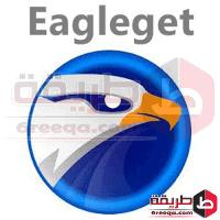 برنامج تحميل سريع 2018 العربى للكمبيوتر EagleGet ايجل جيت تنزيل برابط مباشر