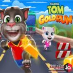 تحميل لعبة القط المتكلم 2018 Talking Tom Gold Run مطاردة توم للص الذهب