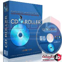 تحميل برنامج اصلاح الاسطوانات التالفة 2018 CDRoller سى دى رولر للكمبيوتر