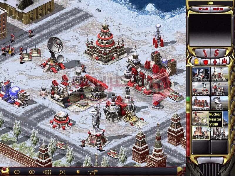 تحميل لعبة red alert 2 yuri's revenge من ميديا فاير