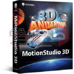 تحميل برنامج صناعة الانترو ثلاثي الابعاد MotionStudio 3D التجريبي