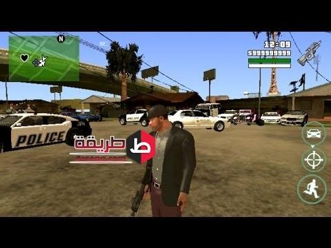 لعبة GTA