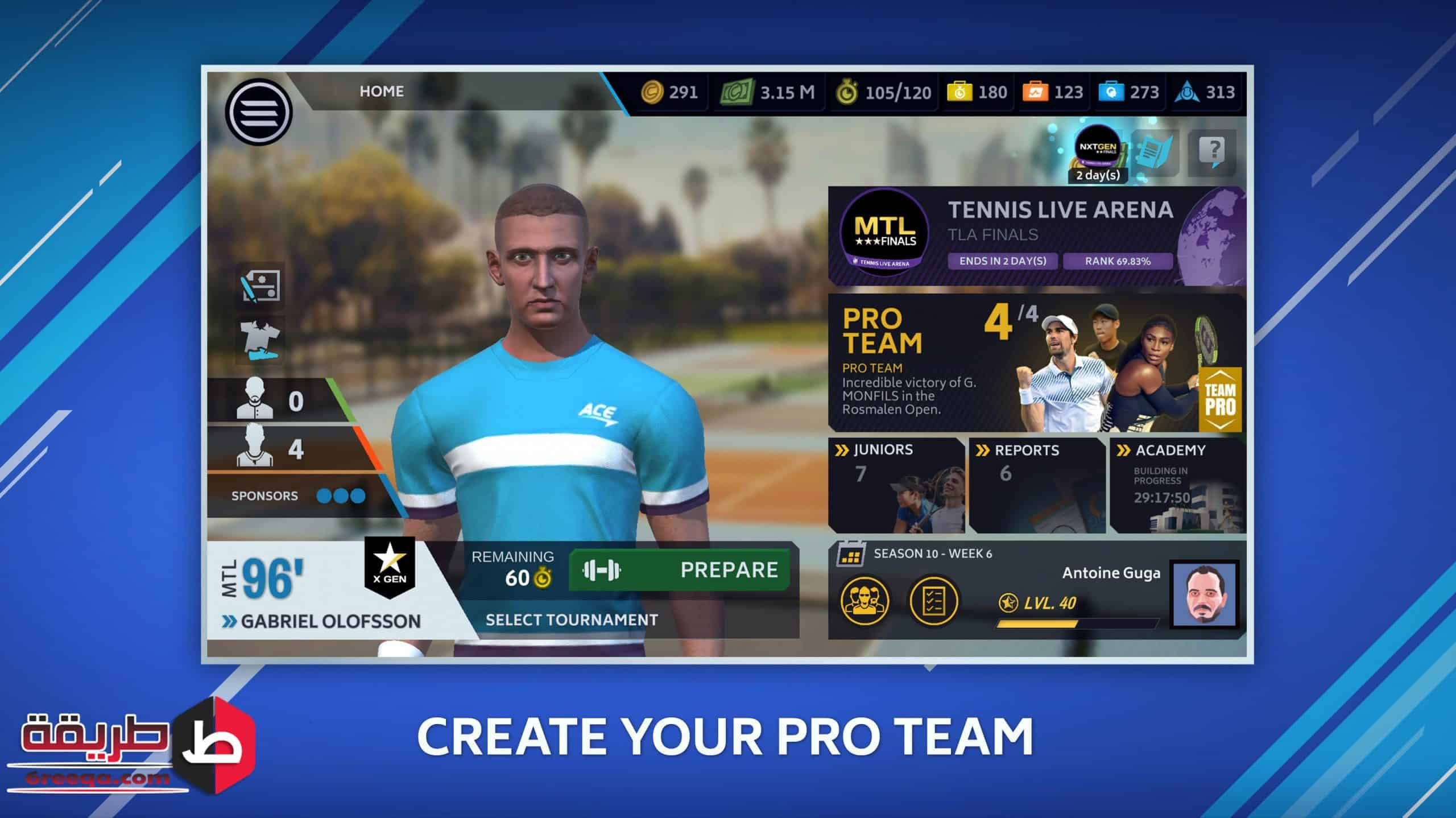 Tennis Manager 2021 scaled