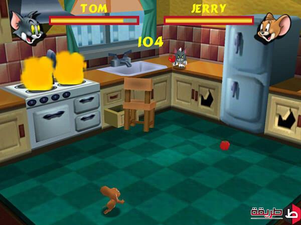 تحميل لعبة توم أند جيري للموبايل للأندرويد