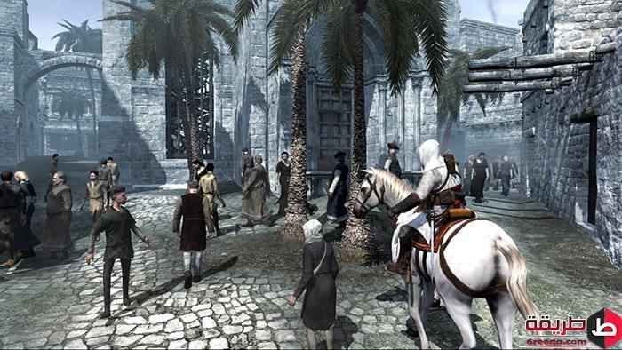 تحميل لعبة Assassin's Creed 1