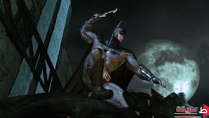 تحميل لعبة Batman Arkham Asylum