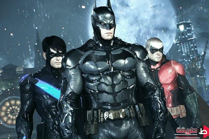 تحميل لعبة Batman Arkham Knight