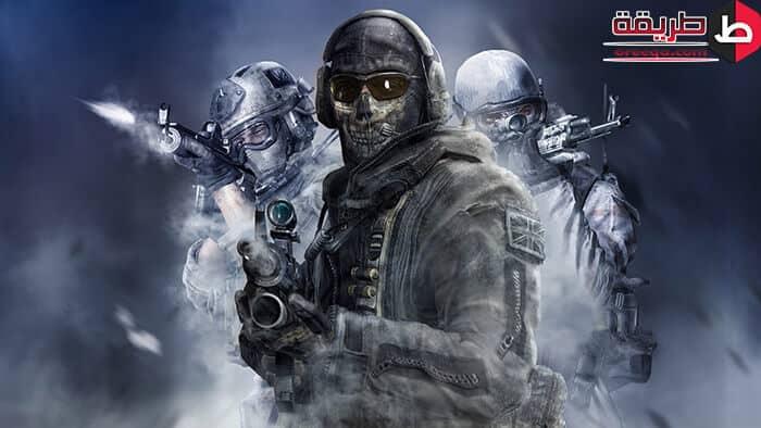 تحميل لعبة Call Of Duty Ghosts