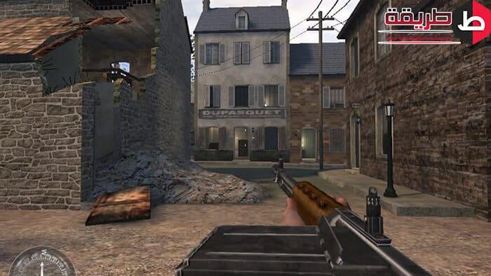 تحميل لعبة Call Of Duty United Offensive