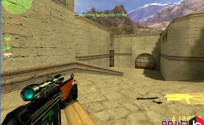 تحميل لعبة Counter Strike 1.9
