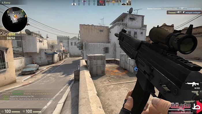 تحميل لعبة Counter Strike Global Offensive للكمبيوتر