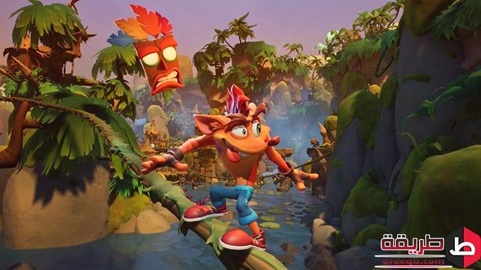 تحميل لعبة Crash Bandicoot