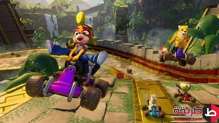تحميل لعبة Crash Team Racing