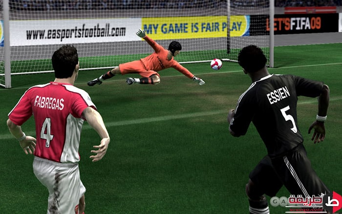 تحميل لعبة Fifa 2009