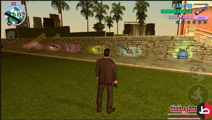 تحميل لعبة GTA 11