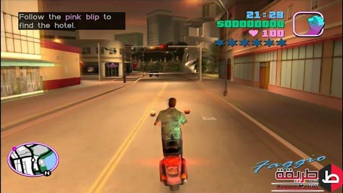 تحميل لعبة GTA 16