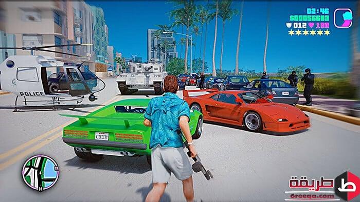 تحميل لعبة GTA 6