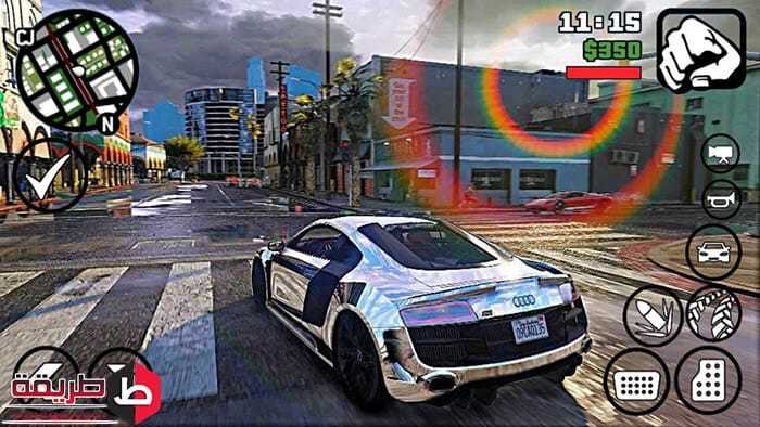 تحميل لعبة GTA San Andreas