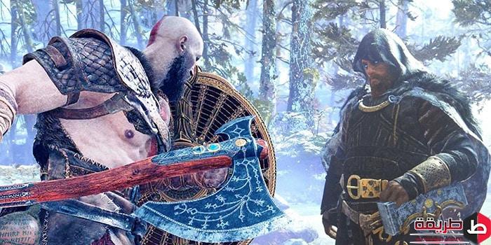 تحميل لعبة God Of War 5