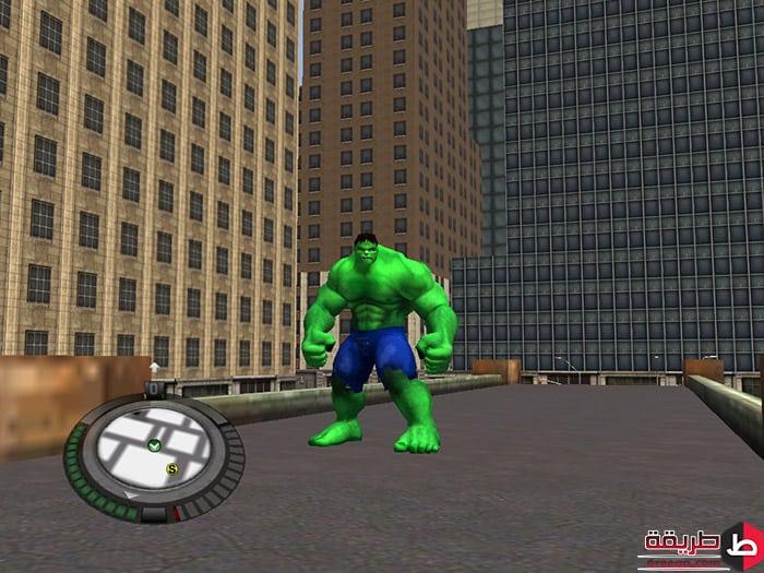 تحميل لعبة Hulk 1
