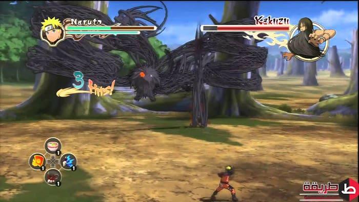 تحميل لعبة Naruto Storm 2