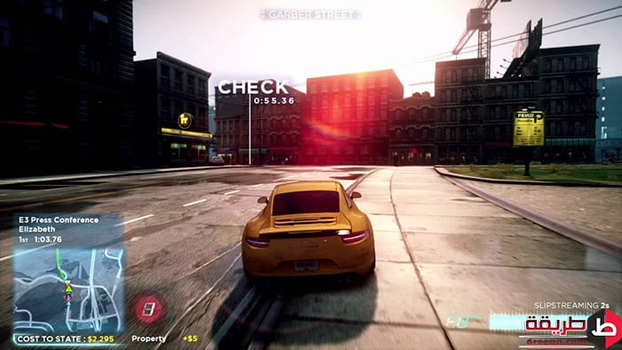 تحميل لعبة Need For Speed Most Wanted 2012