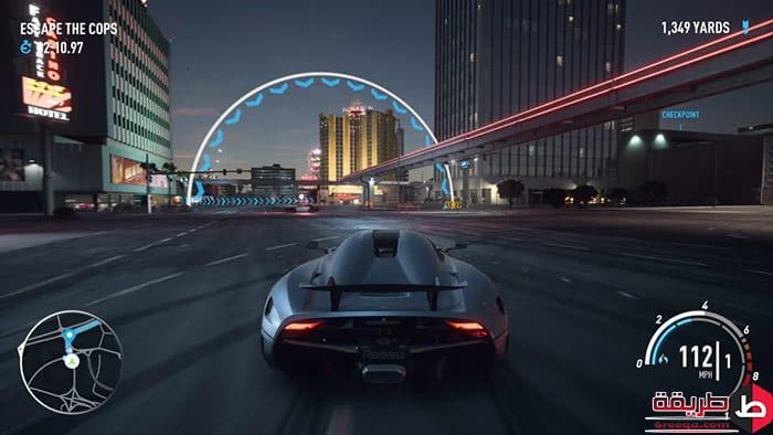 تحميل لعبة Need For Speed Payback