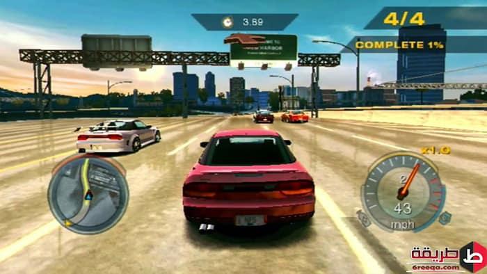 تحميل لعبة Need For Speed Undercover