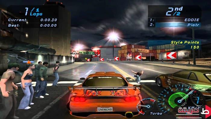تحميل لعبة Need For Speed Underground 3