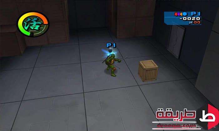 تحميل لعبة Ninja Turtles 2