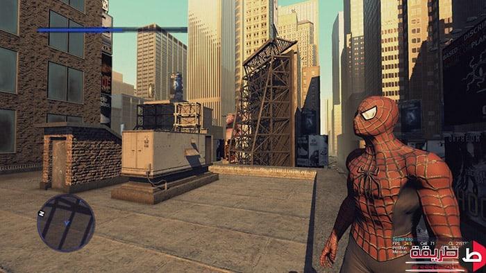 تحميل لعبة Spider Man 4