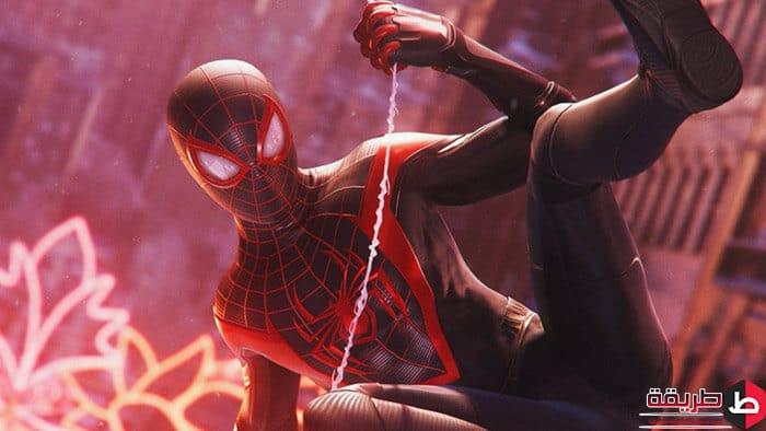تحميل لعبة Spider Man 6
