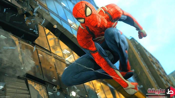 تحميل لعبة Spider Man 8