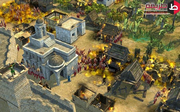 تحميل لعبة Stronghold 4