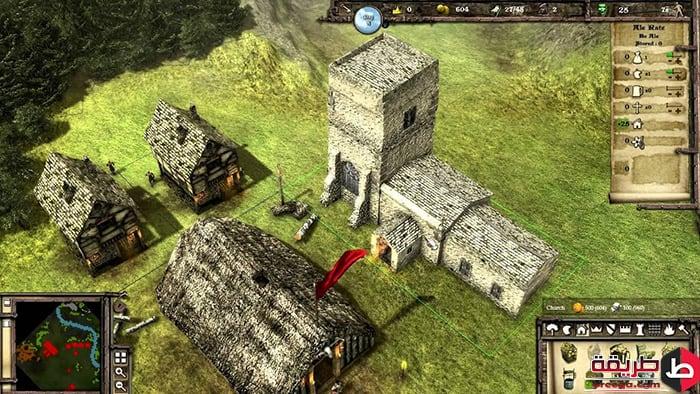 تحميل لعبة Stronghold Crushed 3
