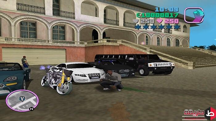 تحميل لعبة old GTA