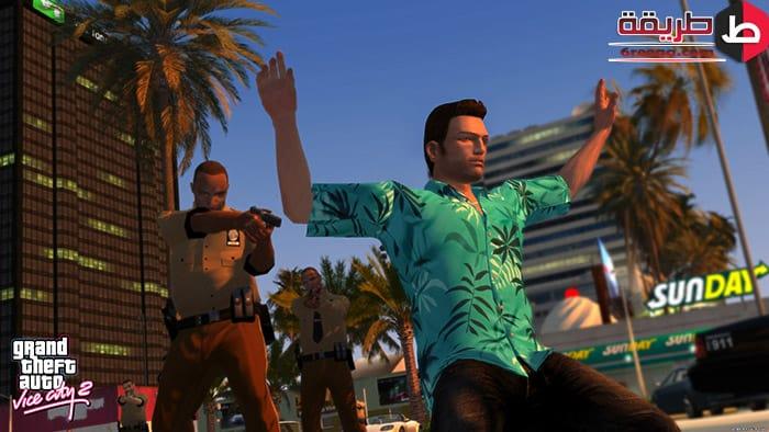 تحميل GTA Vice City
